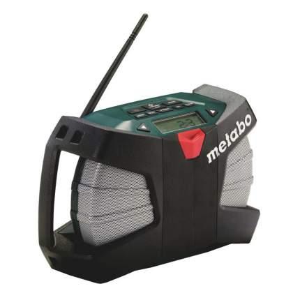Аккумуляторный радиоприемник для стройплощадки Metabo RC 12 Wild 602113000