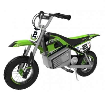 Электро-минибайк Razor SX350 McGrath зеленый