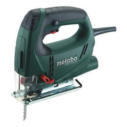 Сетевой лобзик Metabo STEB 70 Quick 601040500