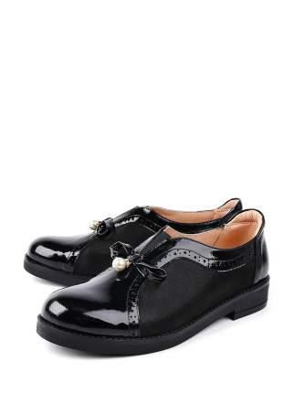 Туфли детские Antilopa, цв.черный р.33