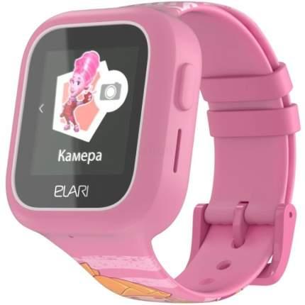 Детские смарт-часы ELARI FixiTime Lite Pink/Pink