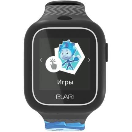Детские смарт-часы ELARI FixiTime Lite Black/Black