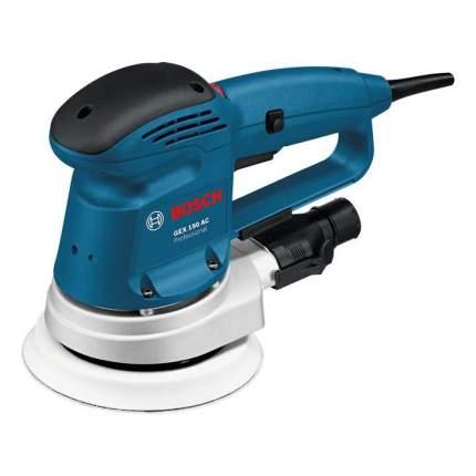 Сетевая эксцентриковая шлифовальная машина Bosch GEX 150 AC 601372768