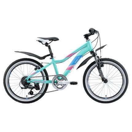 Велосипед Welt Edelweiss 20 2020 One Size matt mint green/blue