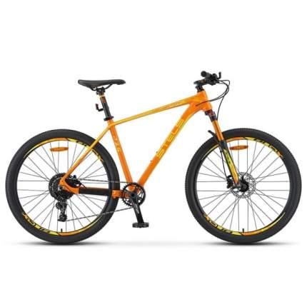 """Велосипед Stels Navigator 770 D V010 2020 17"""" оранжевый"""