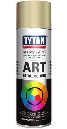 Краска TYTAN Professional Art of the colour бежевый RAL1014 400мл аэрозольная