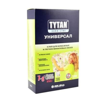 Клей обойный TYTAN EUROLINE УНИВЕРСАЛ 0,250кг
