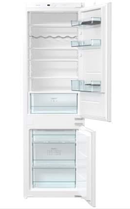 Встраиваемый холодильник Gorenje NRKI4182E1 White