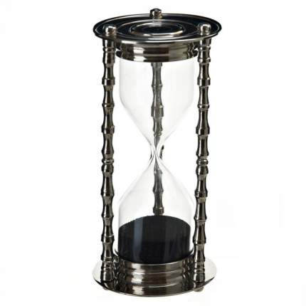 Часы песочные ENS, 8x16,5 см, на 4 минуты