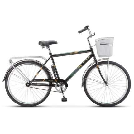 """Велосипед Stels Navigator 26 200 Gent Z010 2020 19"""" черный"""