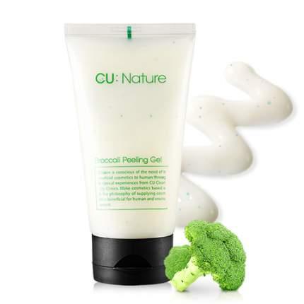 Пилинг-скатка CU SKIN CU:NATURE Broccoli Peeling Gel с экстрактом брокколи