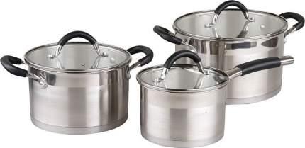 Набор посуды для приготовления POMI DORO, Caro, 6 предметов