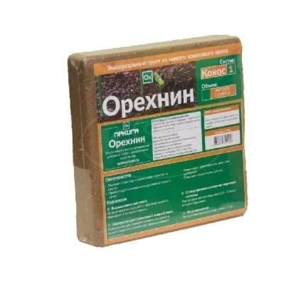 Кокосовый субстат Орехнин, 4 л