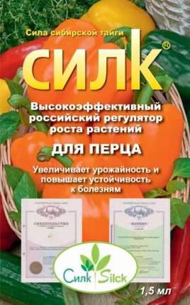 Фитогормон для вегетации, иммунитета и плодовитости Силк для перца 1,5 мл