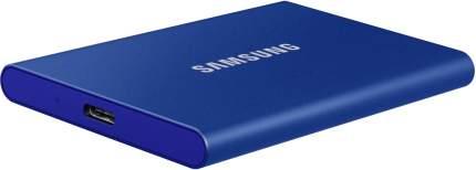 Внешний диск SSD Samsung T7 500GB MU-PC500H