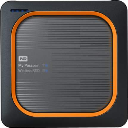 Внешний диск SSD WD My Passport Wireless 250GB WDBAMJ2500AGY