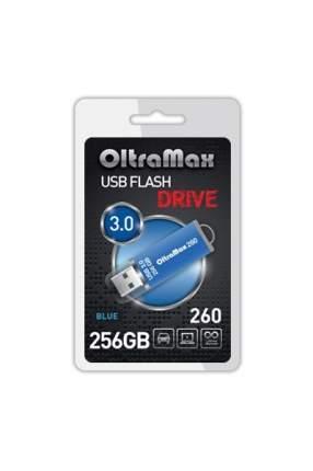 USB-флешка OltraMax 260 256GB Blue (OM-256GB-260)