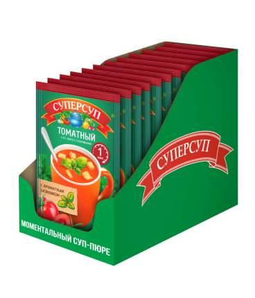 Суперсуп-пюре микс Русский Продукт 5 вкусов 5 видов по 4 шт 20-26.5 г