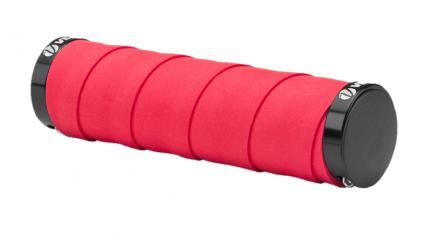 Грипсы VLG-852AD4,129 mm красные/150168