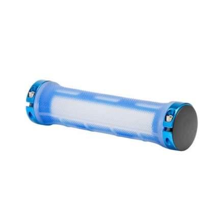 Грипсы XH-G89BL,130 mm синий/150140