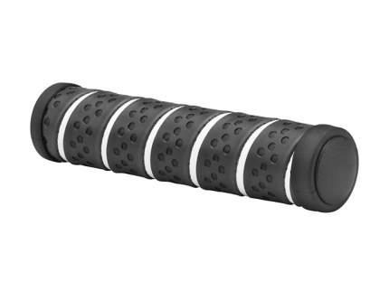 Грипсы VLG-893A,125 mm бело-черный/150172