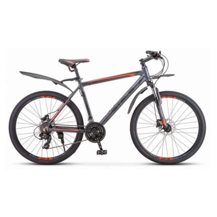 "Велосипед Stels Navigator 620 D V010 2020 19"" антрацитовый"