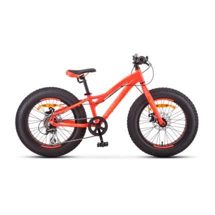 "Велосипед Stels Aggressor MD 20 V010 2019 11"" красный"
