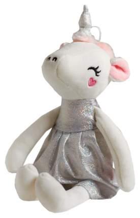 """Мягкая игрушка """"Единорог в платье"""" цвета Sima-Land"""