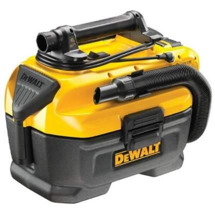 Аккумуляторный строительный пылесос DeWalt DCV584L-QW