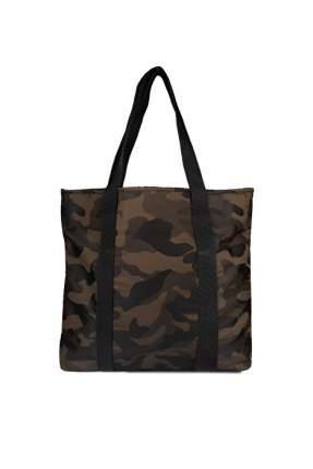 Спортивная сумка Hydrogen Camo Shopping милитари