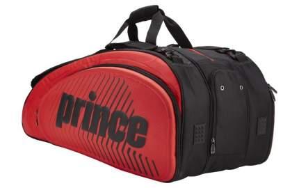 Теннисная сумка Prince Tour Slam красная (12 ракеток)
