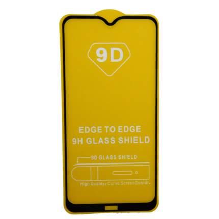 Защитное стекло для Xiaomi Redmi 8, Redmi 8A (2,5D/полная наклейка) <черный>