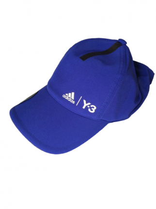 Бейсболка Adidas Roland Garros Y-3, универсальная, синяя