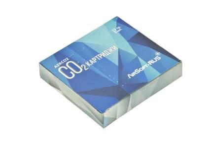 Картриджи AirSoft-RUS СО2, 5 шт. (ASRCO2)