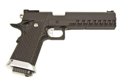 Пистолет KJW Hi-Capa 6' KP-06 Black CO2 GBB (CP230(BK))