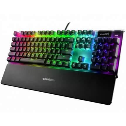 Игровая клавиатура SteelSeries Apex Pro Black
