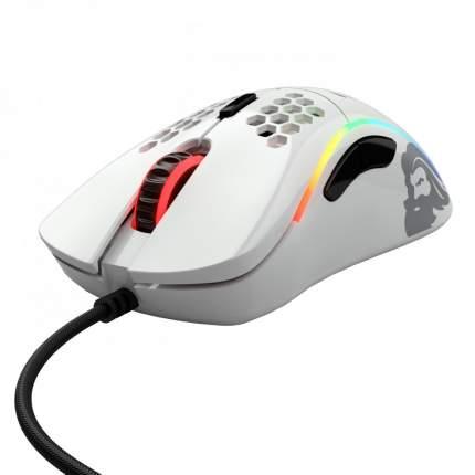 Игровая мышь Glorious Model D Glossy White