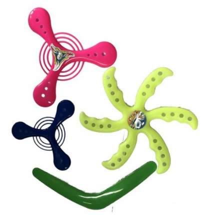 Набор бумерангов Наша игрушка 4 штуки, 635946