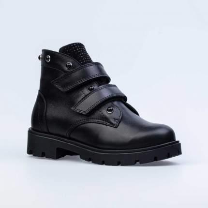 Ботинки детские Котофей, цв.черный р.37,5