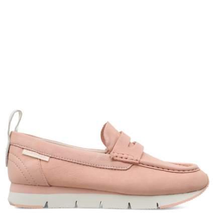 Мокасины женские Calvin Klein Jeans SONORA_2 розовые 39 EU