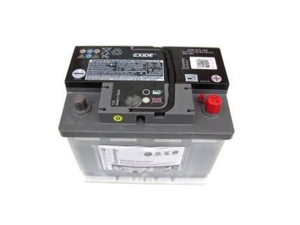 Аккумулятор автомобильный VAG jzw915105c
