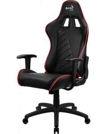 Игровое кресло Aerocool AC110 AIR (Black/Red)
