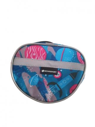 Велосипедная сумка NovaSport ВС 036.015.0.0 разноцветная