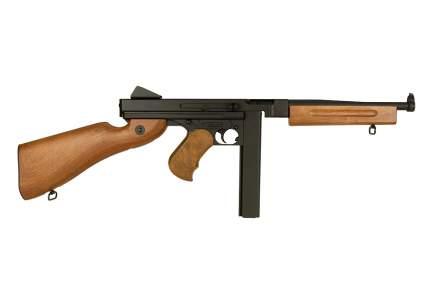 Страйкбольный пистолет-пулемет Snow Wolf  Thomson M1A1 (SW-05)