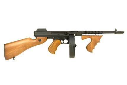 Пистолет-пулемет Cyma Thompson M1928A1 (CM051)