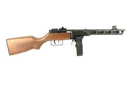 Страйкбольный пистолет-пулемет Snow Wolf ППШ EBB  (SW-09)