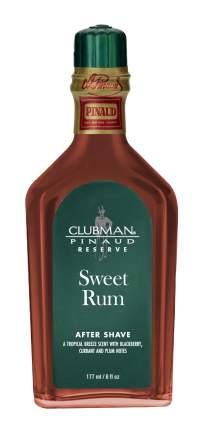 Лосьон после бритья Clubman after shave sweet rum 177 мл