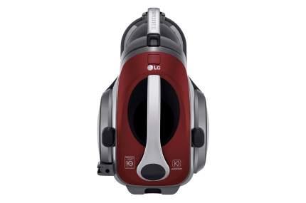 Пылесос LG Kompressor VC83209UHA Grey/Red