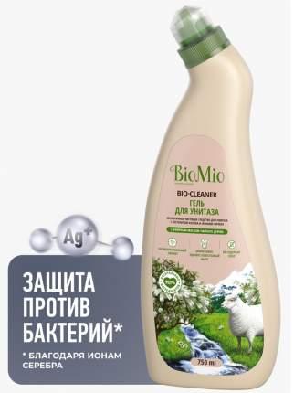 Чистящее эко средство Био Мио для туалета чайное дерево для уборки унитаза 750 мл