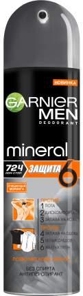 Дезодорант-антиперспирант Garnier Mineral Защита 6 150 мл